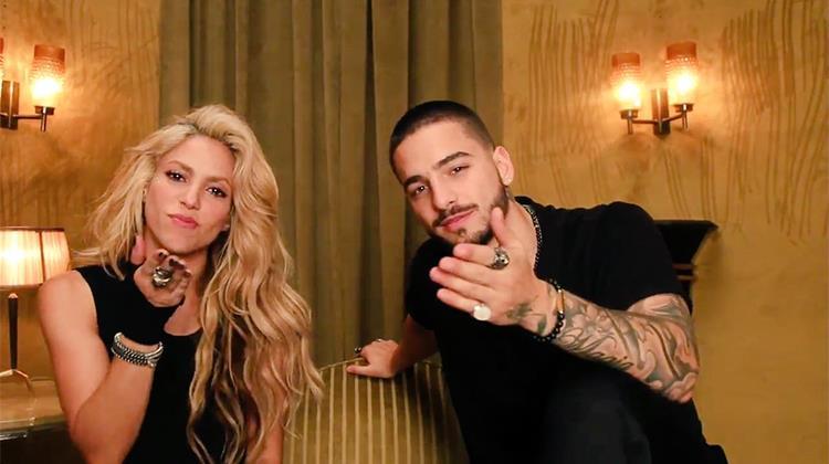 Chantaje | Shakira ft. Maluma