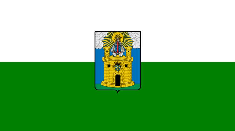Flag of Medellín