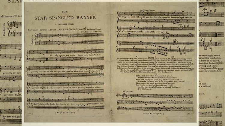 The Star-Spangled Banner | National Anthem | United States