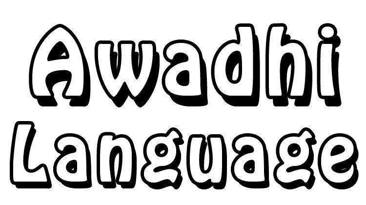 Awadhi