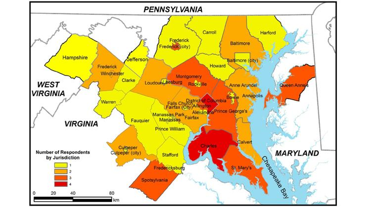 Baltimore-Washington Metro Area