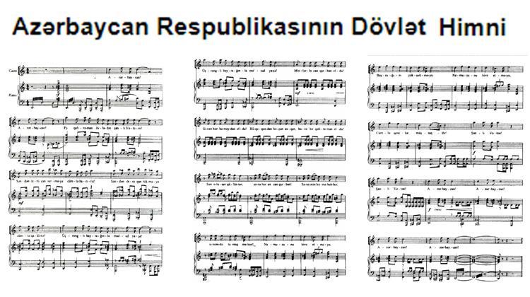 Azərbaycan marşı