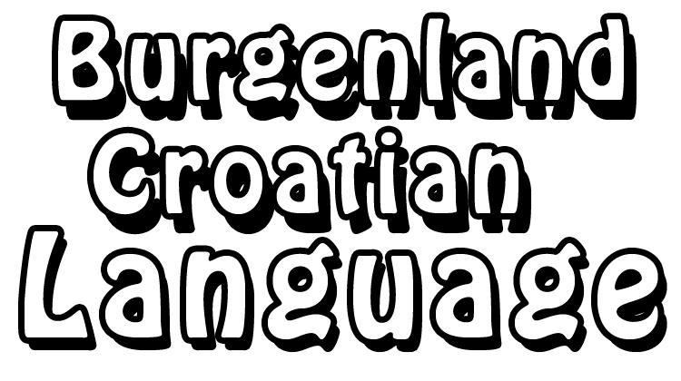 Burgenland Croatian