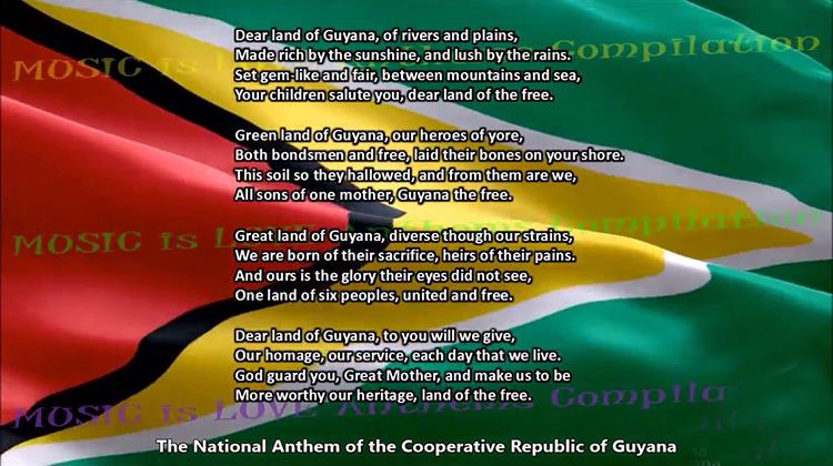 Dear Land of Guyana, of Rivers and Plains