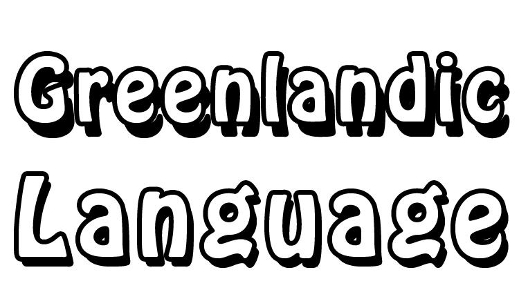 Greenlandic