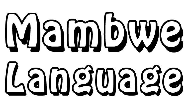 Mambwe