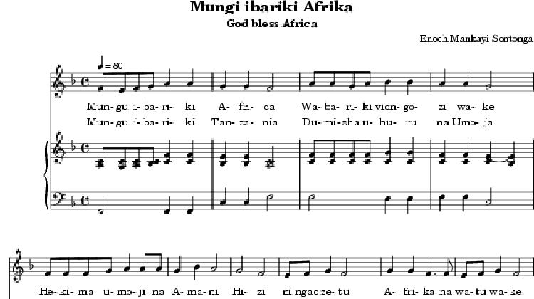 Stand and Sing of Zambia, Proud and Free