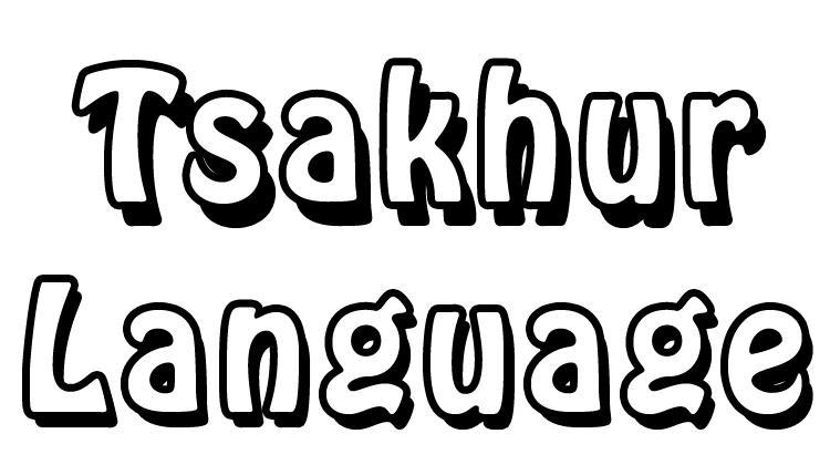 Tsakhur