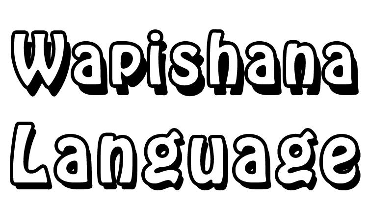 Wapishana