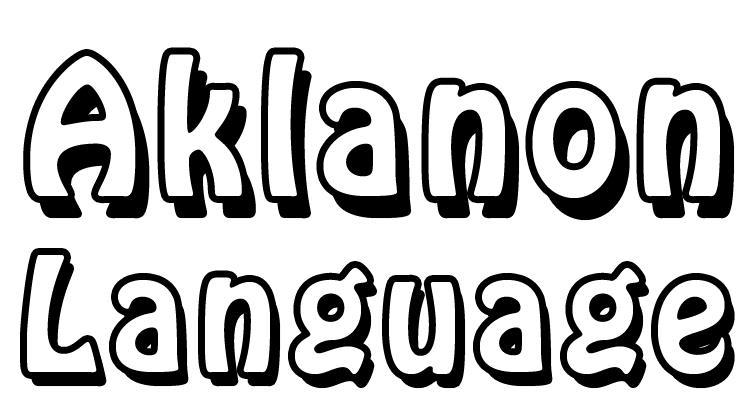 Aklanon
