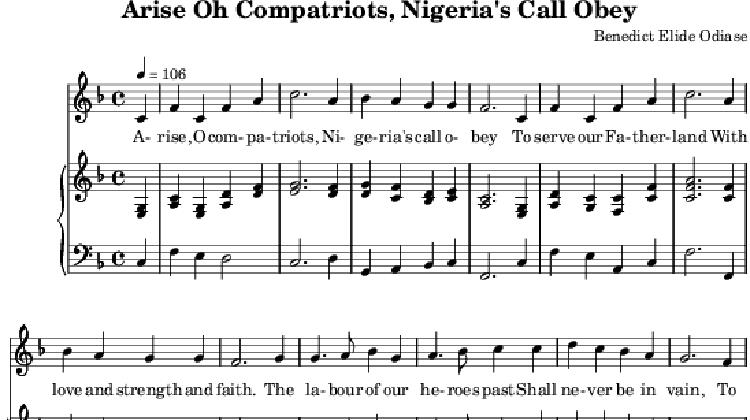 Arise, O Compatriots