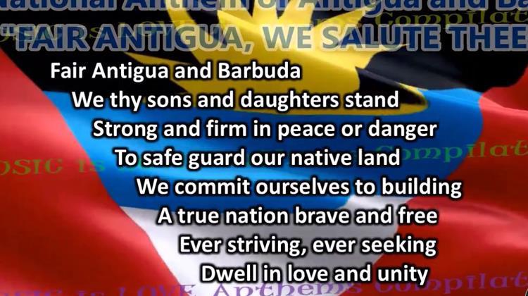 Fair Antigua, We Salute Thee