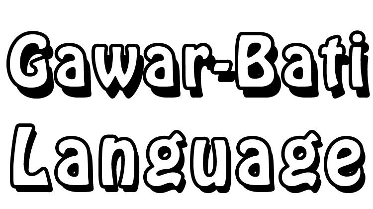 Gawar-Bati