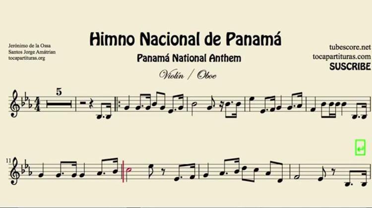 Himno Istmeño