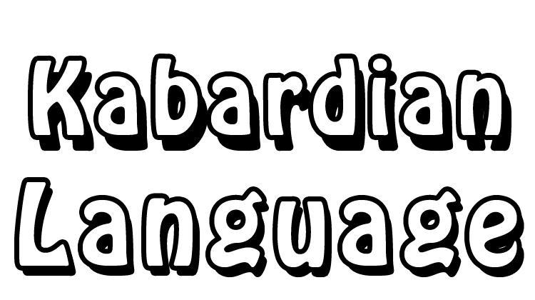Kabardian