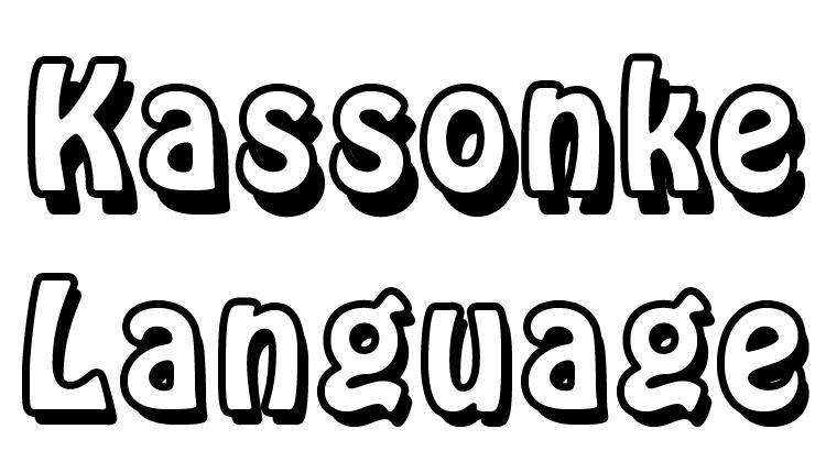 Kassonke