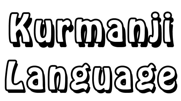 Kurmanji