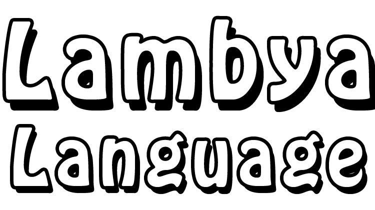 Lambya
