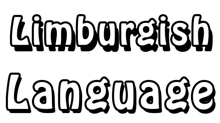 Limburgish