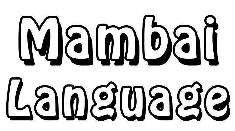 Mambai