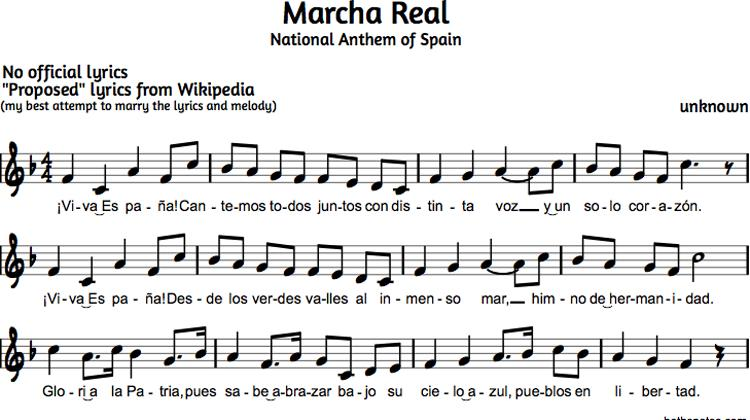 Marcha Real