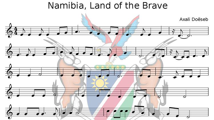 Namibia, Land of the Brave