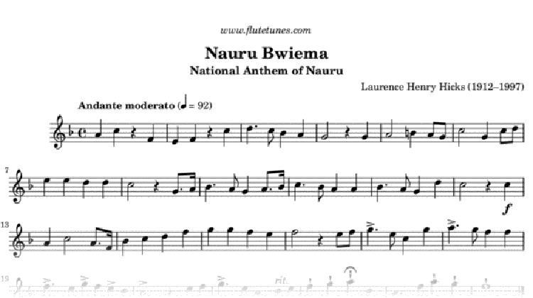 Nauru Bwiema