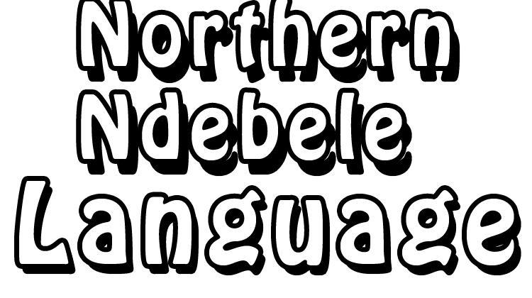 Northern Ndebele