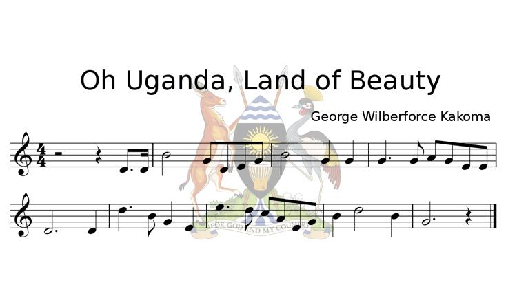 Oh Uganda, Land of Beauty