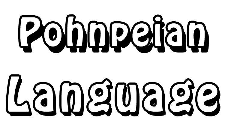 Pohnpeian