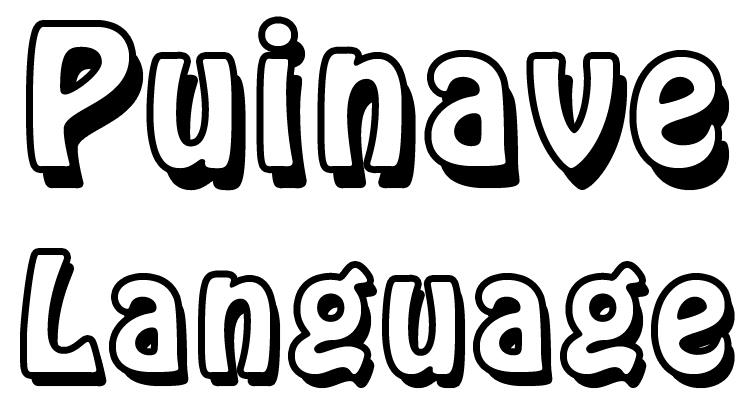 Puinave