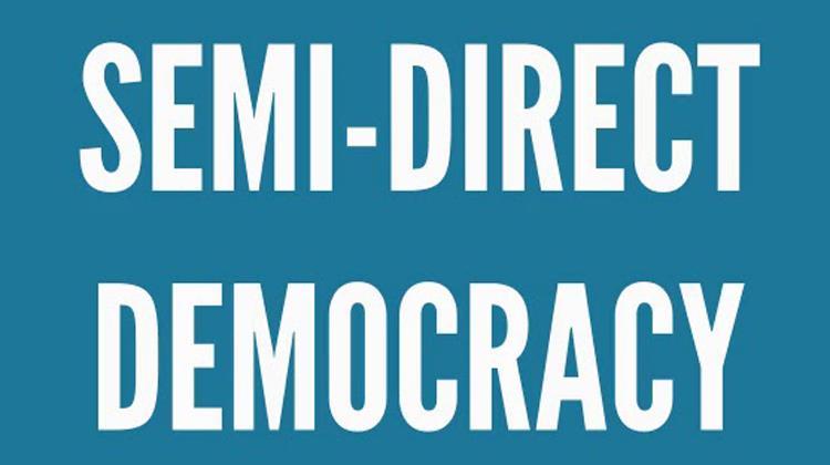 Semi-direct Democracy