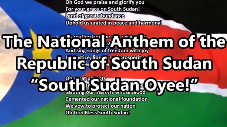 South Sudan Oyee