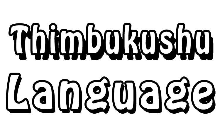 Thimbukushu