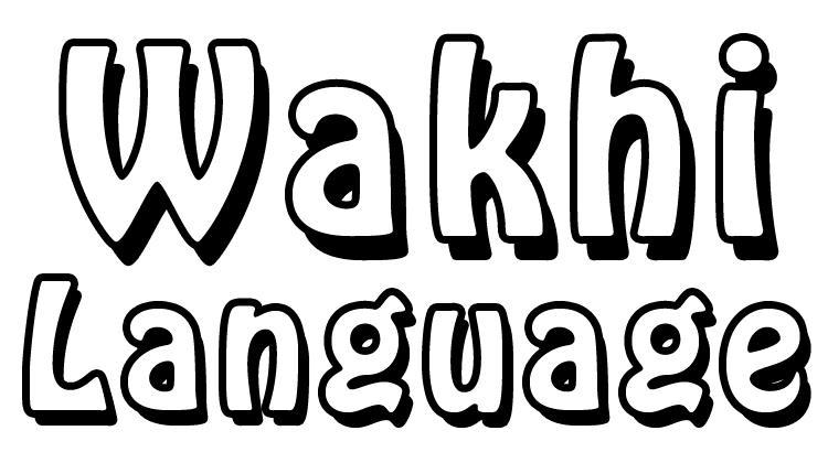 Wakhi