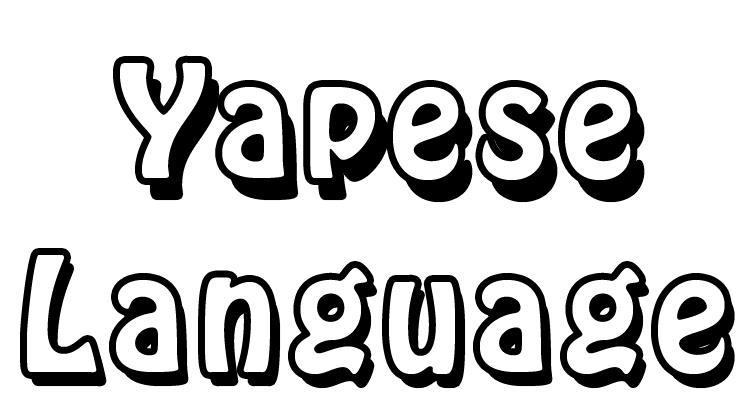 Yapese