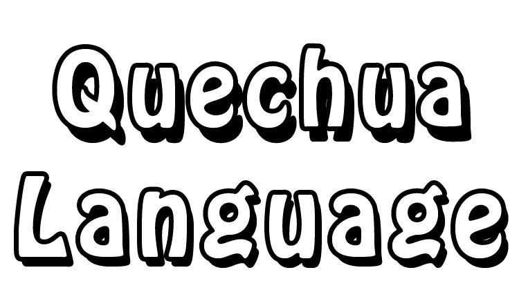 Quechua
