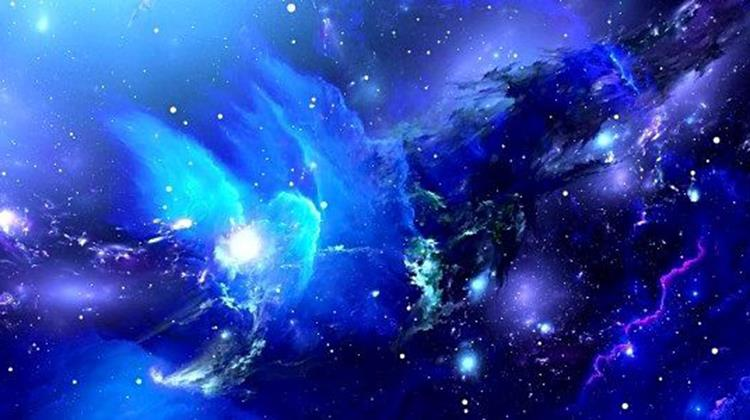 Nebula Blue