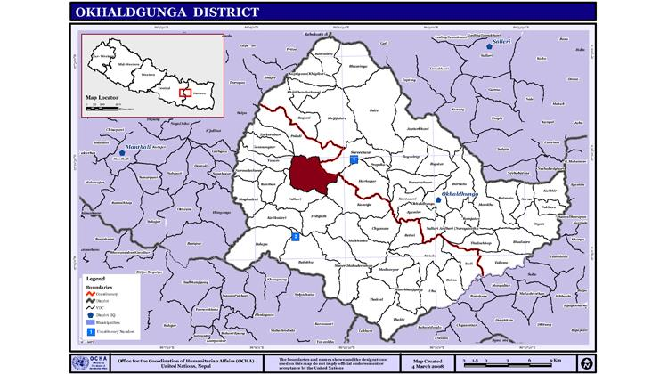 Okhaldhunga District