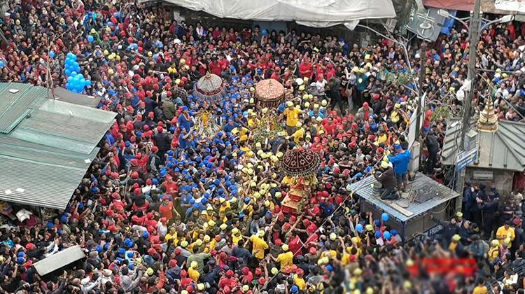 Dyah Lwakegu Pahachare Festival 2075 Part III