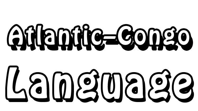 Atlantic–Congo