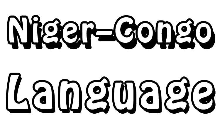 Niger–Congo