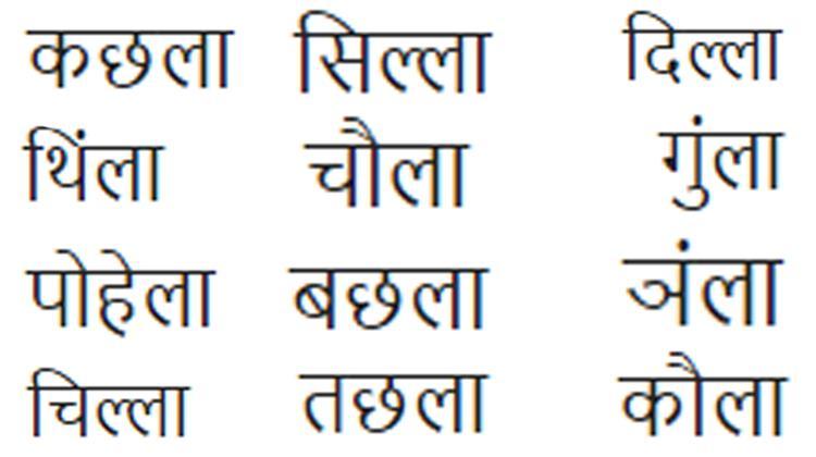 Nepal Sambat Month
