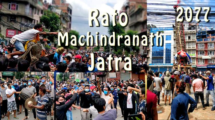 rato machindranath jatra 2077