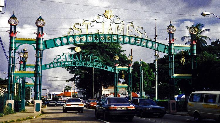 Saint James, Port of Spain
