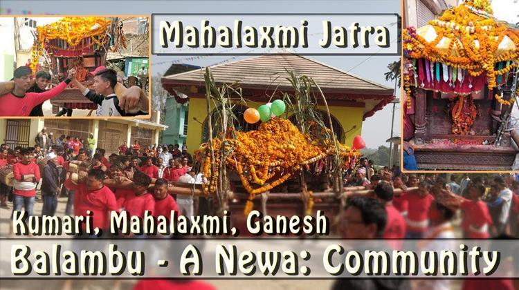 Mahalaxmi Jatra