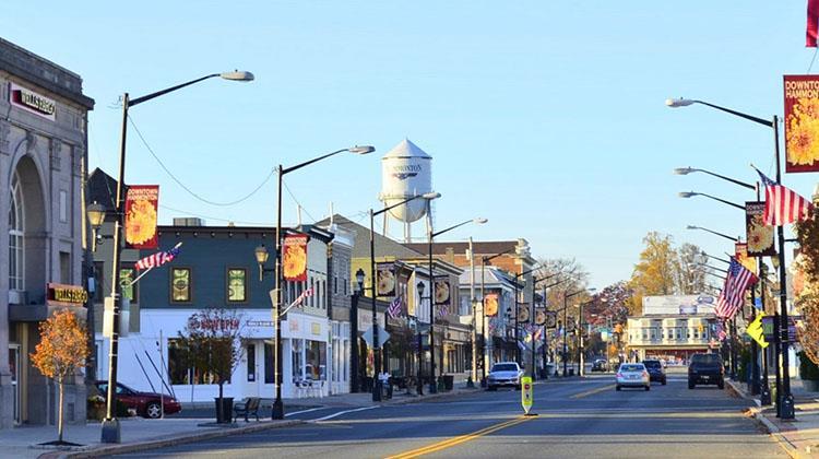 Hammonton, New Jersey