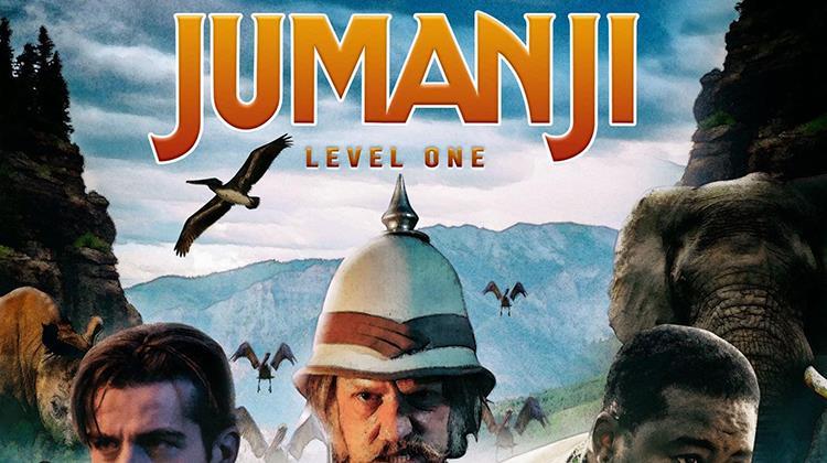 Jumanji Level One