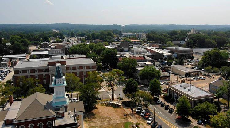 Milledgeville, Georgia