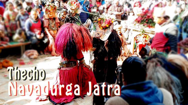 Thecho Navadurga Jatra